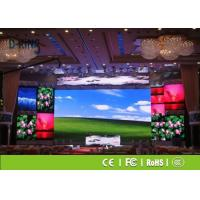 Quality P3 Indoor LED Display  For Stage Background , Time Saving LED Advertising Billboard for sale