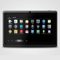 Quality Slim Cheap 7 Inch Touch Screen Tablet PC Android 4.0 ICS 1 year warranty for sale
