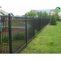 USA Decorative Garden Tube Fencing Used Wrought Iron Fence