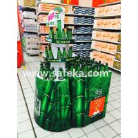 China Cardboard Display Stands for Walmart Toothpaste Store on sale
