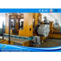 Quality Heavy Duty Welding Pipe Machine Automatic For Low Carbon Steel Max 25.4mm Thick for sale