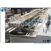 Quality Pvc Window Profile Extrusion Line , Plastic Profile Extrusion Machine 40-160kg/h for sale