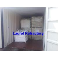 Quality High Strength Unshaped Refractory Low Cement , Castable Refractory Material for sale