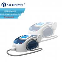 Quality Nubway portable home laser diode machine / laser hair removal diode equipment for sale