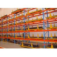 Quality Heavy Duty Sheet Metal Pallet Warehouse Racking 1000 - 10000mm Length for sale