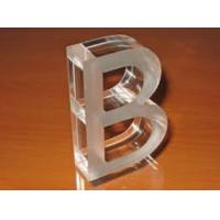 Quality acrylic 3D letters  laser cut letters advertisement letter  Acrylic letter for sale