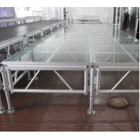 Quality 1.22m X 1.22m 18mm Acrylic Stage Platform  Anti-slip Borard for sale