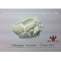 Buy Raw White Material Livial Tibolone Weight Gain Anti Aging Steroids CAS 5630-53-5 at wholesale prices