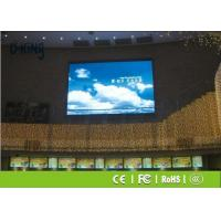 Quality Large Screen PH8 Outdoor LED Video Wall , LED Advertising Panel For Airport for sale
