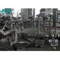 Quality Plastic Bottle Carbonated Drink Filling Machine Mediun Capacity Production Machinery for sale