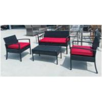 Buy cheap Simple Style Living Room Rattan Sofa Sets / Rattan Living Room Furniture from wholesalers