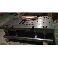 Quality Customized  Sheet Metal Stamping Dies Yoke / Support / Holder Parts 0.03 Tolerance for sale