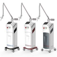 Quality RF Fractional Co2 Laser Beauty Machine 3 Probes 10600nm Medical Equipment for sale
