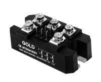 Quality SCR rectifier diode bridge modules/power relay with 10 to 300A rated current for sale