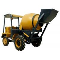 Buy cheap Mobile Mixer , 4x2 self loading mobile mixer , 680L drum 200L Concrete mixer , from wholesalers