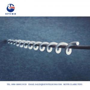 Quality ADSS PVC 20mm Vibration Dampers , Active And Passive Vibration Damping for sale