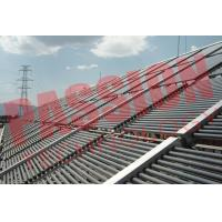 Quality 500L Non Pressure Evacuated Tube Thermal Solar Collector Heat Pool Heating for sale