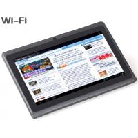 Buy 7 Inch Quad Core Tablet PC Mali-400 Cortex A13 Android 4.0.3 With WiFi at wholesale prices