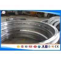 Quality AISI 1020 / S20C Steel Forged Rings For Forged Motor /  Hydraulic Shafts for sale