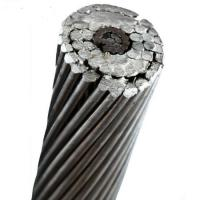 Quality Silver Coated Steel Core AACSR 0.6/1kv Overhead Aluminum Wire for sale