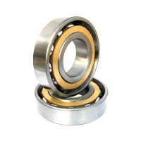 Quality Durable Angular Contact Ball Bearing With Single Row For Axial Loading / Gas Turbine for sale