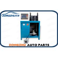 Buy Rubber Air Sleeve Hose Crimping Machine For Air Suspension Shock Absorbers at wholesale prices