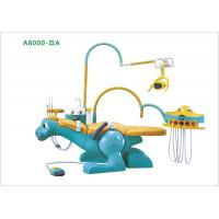 Quality 2018 Lovely dino pediatric dental lab chair special designed  with green color for sale