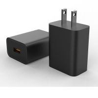 Quality Fast Charge Fixed Plug 18W USA Wall QC 3.0 Charger for sale