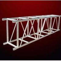 Quality Silver Aluminum Stage Truss Alu Lighting Truss For Trade Show for sale