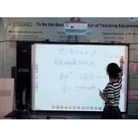 Quality 85 Inch CTP Smart Interactive Whiteboard Magnetic Lacquered Steel Surface for sale