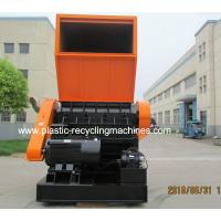 Waste PP/ PE Film Recycling Plastic Crusher with 9 CrSi SKD-11 D2 Blade material for sale