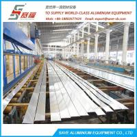 Quality Aluminium Extrusion Table With Rolls And Belts Conveyors for sale
