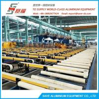 Buy cheap Aluminium Extrusion Profile Walking Beam Cooling Table from wholesalers