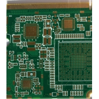 Quality Six layer FR4 Tg180 TS 16949 HDI PCB Board 1oz Copper Thickness for sale