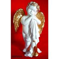Quality Resin figurine ,angel statues,polyressin cherub,reiligious crafts,religious figurines for sale