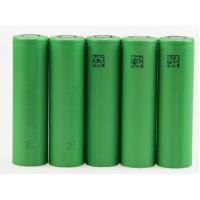 Quality In stock 100% authentic 30a Discharge current vtc5 18650 lithium battery 2600mah 3.7V for sale