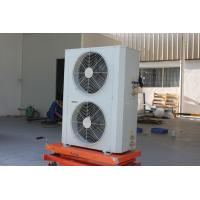 China Household R410A Total Heat Recovery Air Cooled Heat Pump Unit With 65 C Hot Water on sale