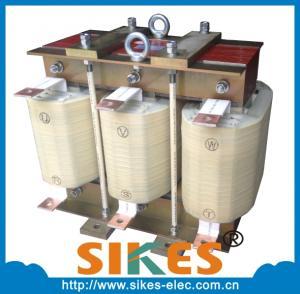 Buy cheap 3 Phase Harmonic AC Reactor / Choke from wholesalers