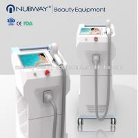 China 808nm diode laser hair removal for face and body goods of high demand on sale