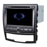 Quality 7 Inch Ssangyong Korando DVD Navigation System Support 3G Card ST-832 for sale