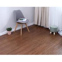 China CE Certificate LVT Plank Flooring With Wear Layer 0.3mm Oak Wood Color on sale