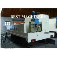 Quality Bolted or Seaming Type 600 - 305 K Span Roll Forming Machine Movable Car for sale