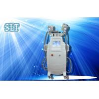Non-surgical Cryolipolysis Slimming Machine For Facial Lift / Cellulite Reduction