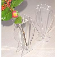 Quality acrylic flower stand flower holder for sale
