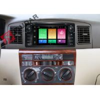Buy cheap BYD F3 Car GPS Navigation DVD Player 6.2 Double Din Car Stereo Octa Core Support from wholesalers