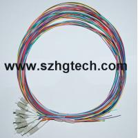 Quality 12Core MM Fiber Optic Pigtail LC,0.9mm for sale