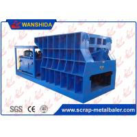 Buy cheap Automatic Container Scrap Metal Shear Q43W-6300C Hydraulic Shearing Machine from wholesalers