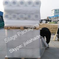Quality Professional Factory,Silage Wrap Film for EU,100% LLDPE, 250/500/750mm, Individual Package, Pallet Package for sale