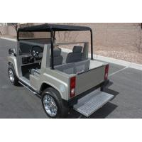 China Street Legal Electric Golf Carts Hammer Style Motorised Golf Carts With Big Head Lights on sale