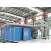 Quality Mechanical Automatic Sandblasting Room Metal Parts Rust Removal Multi - Purpose for sale